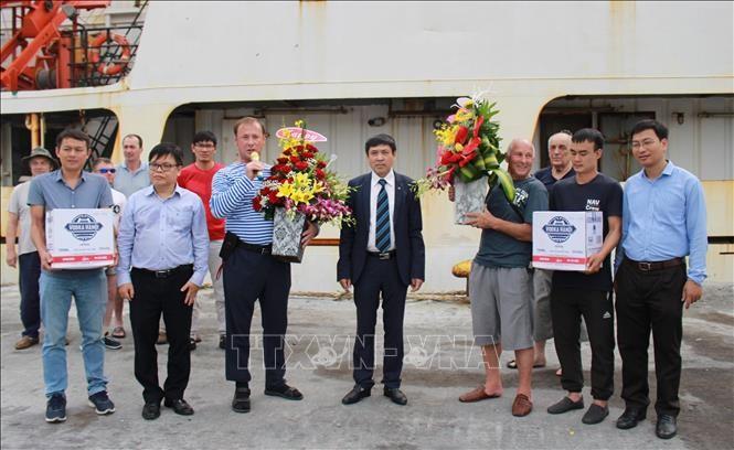 Liên bang Nga hỗ trợ Việt Nam khảo sát địa lý, địa chất và hải dương học - ảnh 1