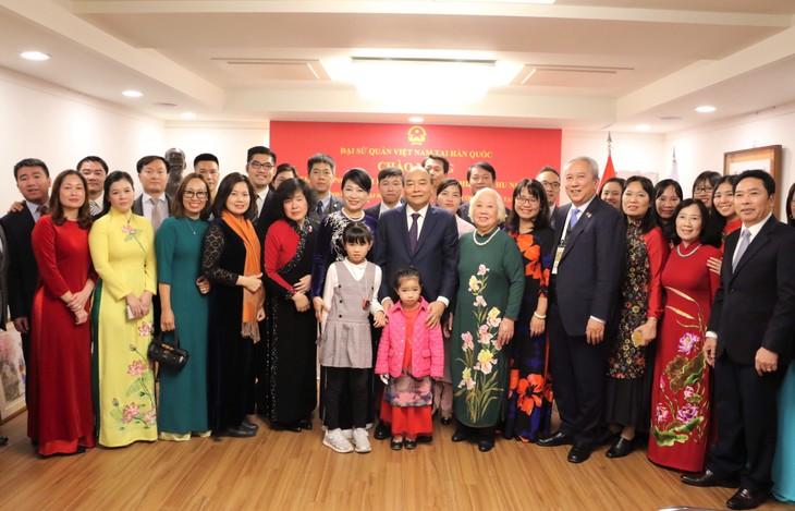 Bước phát triển của cộng đồng người Việt Nam tại Hàn Quốc - ảnh 1