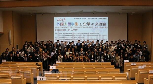 Du học sinh Việt Nam thúc đẩy kết nối với doanh nghiệp Nhật Bản  - ảnh 1