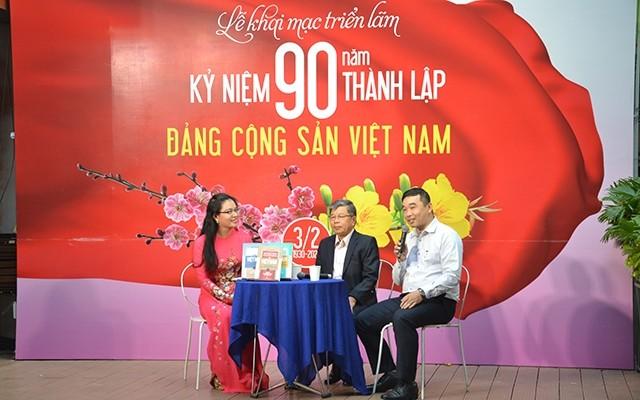 Khai mạc Tuần lễ hoạt động kỷ niệm 90 năm thành lập Đảng Cộng sản Việt Nam - ảnh 1