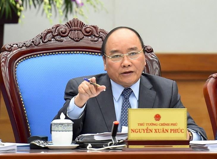 Thủ tướng chỉ đạo tăng cường phòng, chống dịch nCoV - ảnh 1