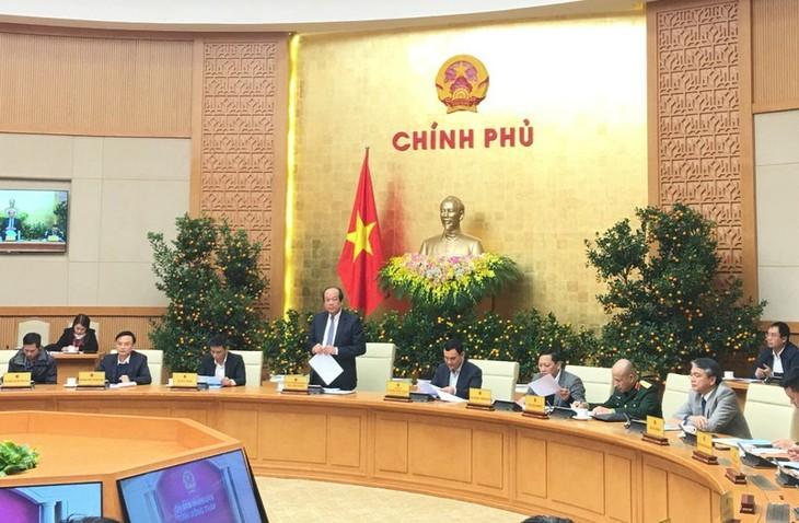 Hội nghị trực tuyến đẩy mạnh thực hiện Chính phủ điện tử - ảnh 1
