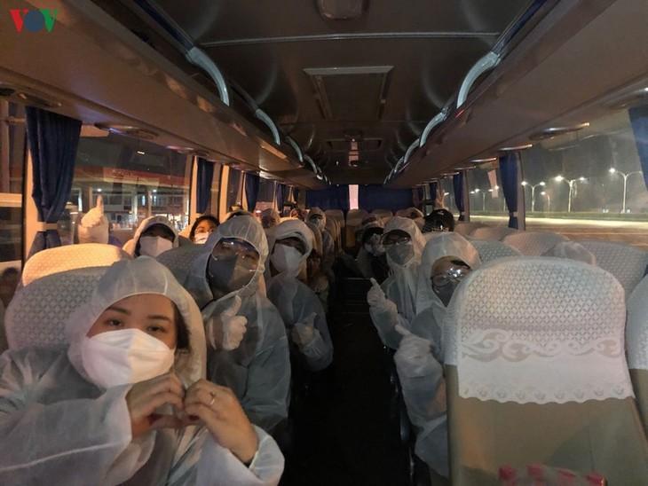 Công dân Việt Nam nhiễm Covid-19 ở Trung Quốc vẫn ổn định - ảnh 1