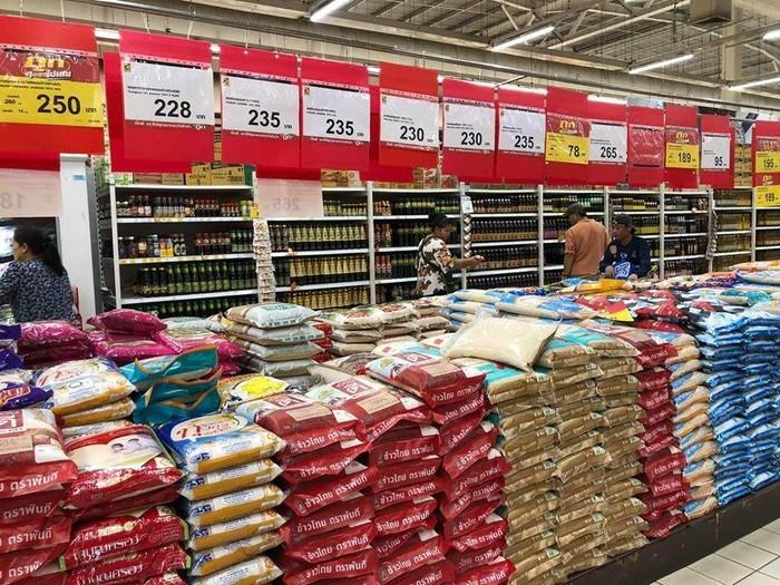 Thái Lan muốn giành lại vị trí nước xuất khẩu gạo lớn nhất thế giới - ảnh 1