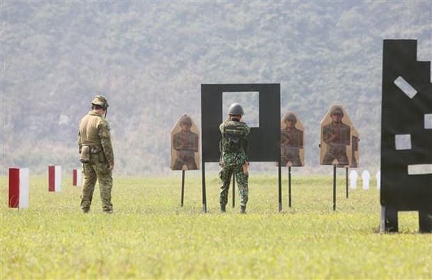 Bế mạc tập huấn, trao đổi kỹ năng bắn súng quân dụng giữa Việt Nam - Australia - ảnh 1