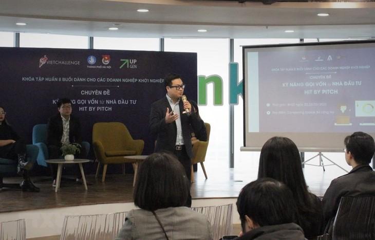 Hà Nội: Đồng hành cùng doanh nghiệp trẻ khởi nghiệp - ảnh 1