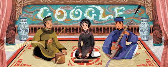 Google vinh danh Ca trù Việt Nam - ảnh 1