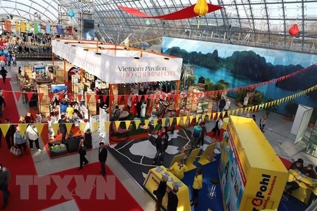 Festival kỷ niệm 45 năm thiết lập quan hệ ngoại giao Việt Nam - Đức - ảnh 1