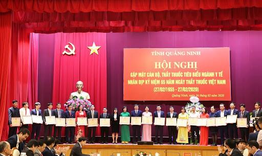 Các hoạt động kỷ niệm ngày Thày thuốc Việt Nam 27/2 - ảnh 1