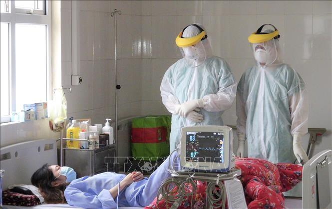 Quỹ Temasek của Singapore trao tặng 10 máy trợ thở cho Việt Nam - ảnh 1