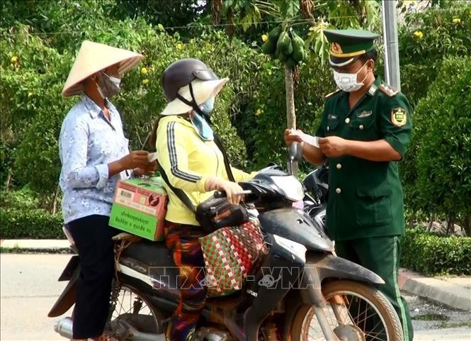 Kiên Giang sẵn sàng phương án rà soát, cách ly người Việt Nam ở nước ngoài về qua cửa khẩu biên giới - ảnh 1