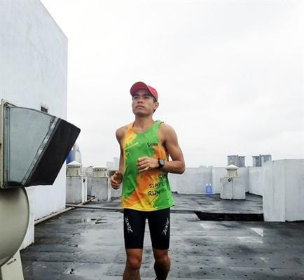 """Giải chạy trực tuyến """"Marathon tại nhà - Tiếp sức các Thiên thần áo trắng chiến thắng COVID-19"""" - ảnh 1"""