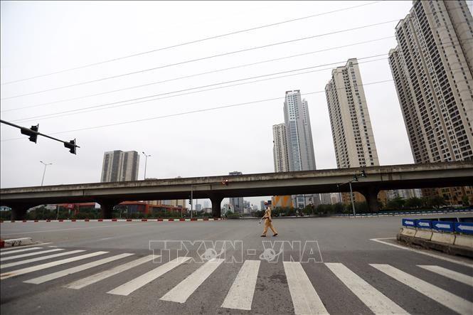 Chất lượng không khí ở đô thị có xu hướng tốt lên - ảnh 1