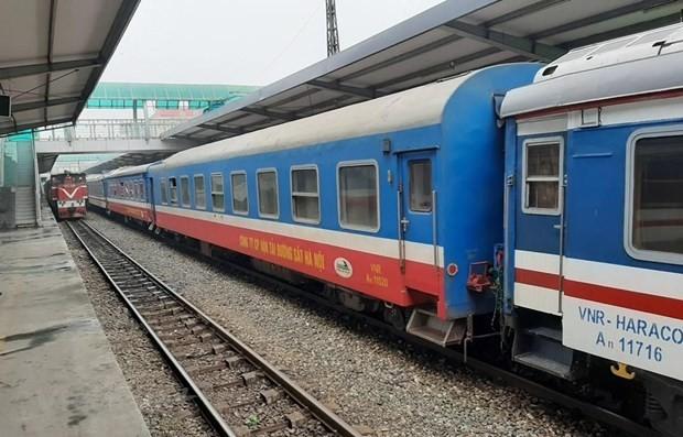 Chạy lại một số chuyến tàu hòa từ Hà Nội tới Hải Phòng, Yên Bái - ảnh 1