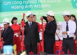 Langkah terobosan dalam kegiatan kerjasama investasi Vietnam-Laos. - ảnh 3