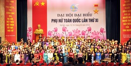Federasi Wanita Vietnam menguatkan aktivitas hubungan luar negeri - ảnh 1