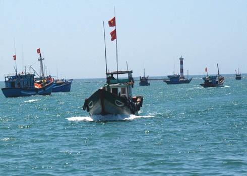 Membangun ekonomi kelautan Vietnam - ảnh 3