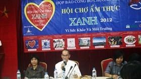 Pekan Raya Kuliner hijau untuk pertama  kalinya  diselenggarakan di Hanoi - ảnh 1