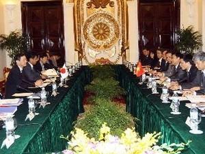 Pembukaan   dialog ke-11 tentang pemberantasan  korupsi. - ảnh 1