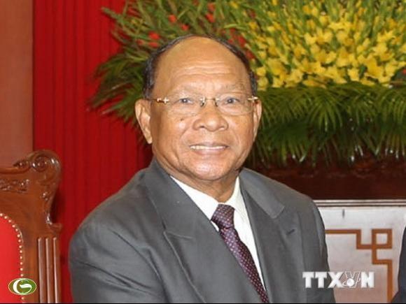 Parlemen Kamboja memilih badan pimpinan baru - ảnh 1