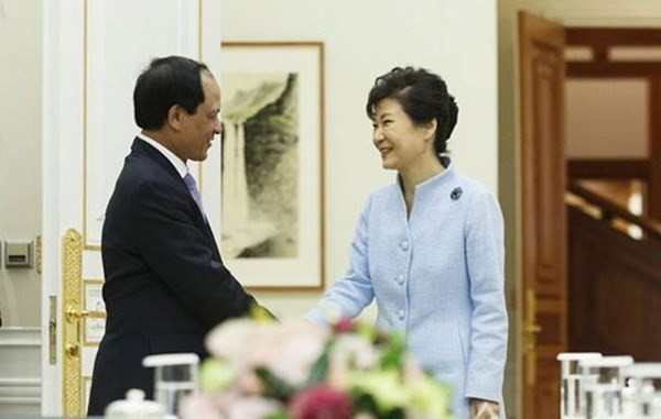 ASEAN dan Republik Korea menuju ke peringatan ultah ke-25 penggalangan hubungan kemitraan dialog - ảnh 1