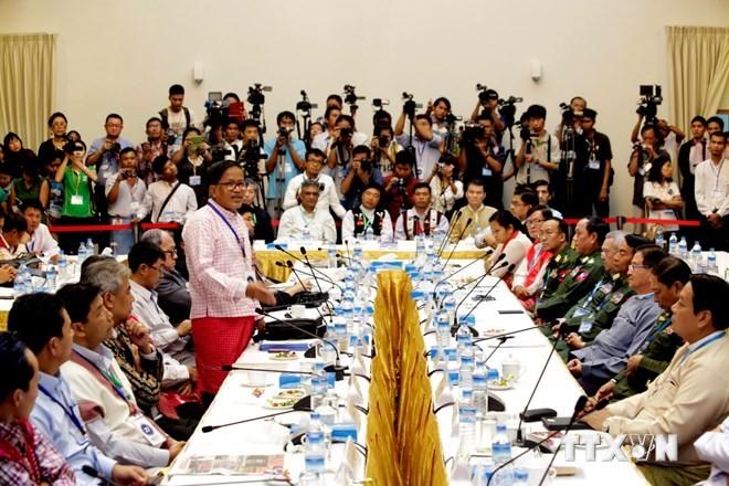 AS berseru kepada Myanmar supaya melakukan pemilu  secara menyeluruh pada 2015 - ảnh 1