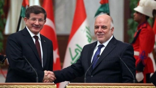 Irak dan Turki berkomitmen bekerjasama untuk melawan IS - ảnh 1