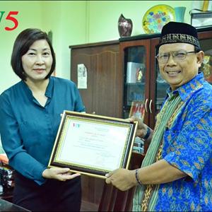 Iktisar surat-surat pendengar Indonesia tahun 2015  - ảnh 1