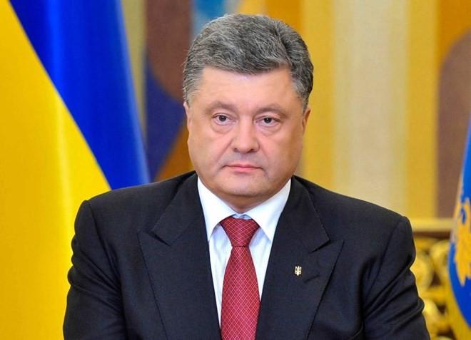 Presiden Ukraina, Petro Poroshenko menolak pembukaran Parlemen - ảnh 1