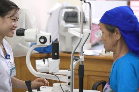 Hasil-guna pencegahan dan penanggulangan penyakit kebutaan di Vietnam - ảnh 1