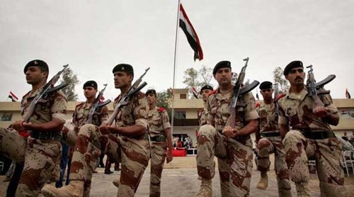 Pasukan Irak membebaskan semua zona penting terakhir di kota Mosul Timur - ảnh 1