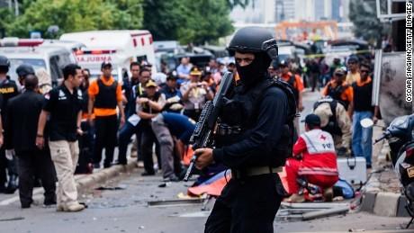 Malaysia, Indonesia dan Filipina bekerjasama untuk melawan IS - ảnh 1