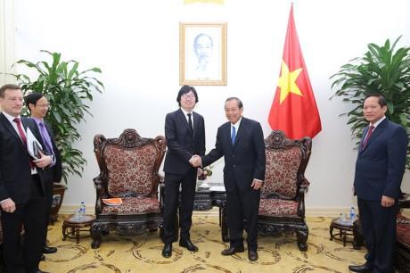 Memperkuat kerjasama tentang ilmu pengetahuan dan teknologi antara Vietnam dan Perancis - ảnh 1