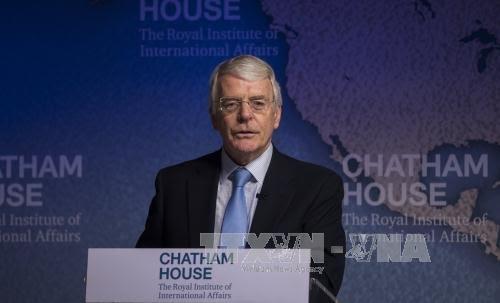 Rancangan UU Inggris keluar dari Uni Eropa menghadapi bahaya tertunda - ảnh 1