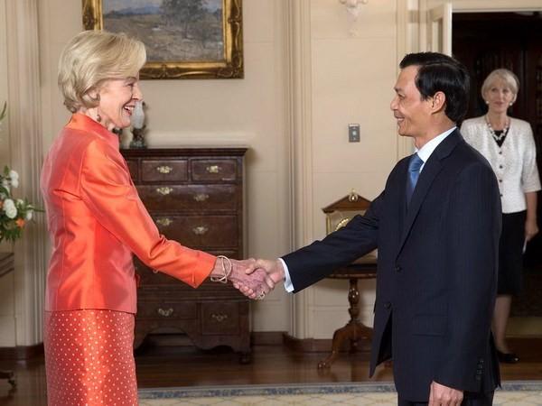Австралийско-вьетнамские отношения будут и в дальнейшем интенсивно развиваться - ảnh 1