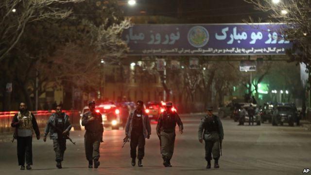 В Кабуле боевики напали на гостиницу с иностранцами - ảnh 1
