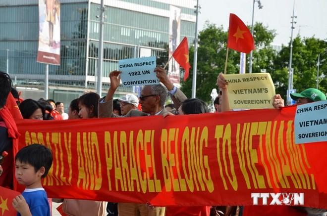 Союз вьетнамских обществ ЮНЕСКО осуждает незаконные действия Китая в Восточном море - ảnh 1