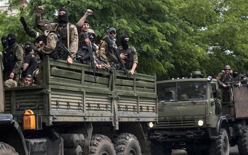 Россия, Германия и Франция призывают прекратить огонь на Украине - ảnh 1