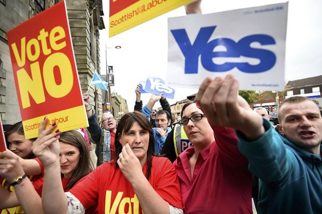 Отделение Шотландии от Великобритании: возможность для развития или негативный национализм? - ảnh 1