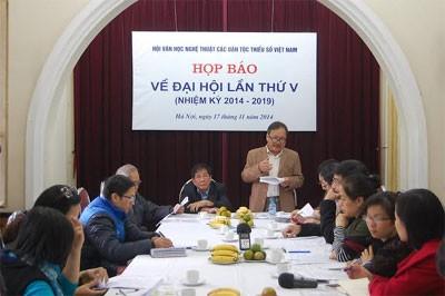 В Ханое состоится 5-й съезд Союза деятелей литературы и искусства в горных районах Вьетнама - ảnh 1