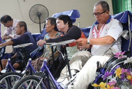 Во Вьетнаме отмечают Международный день инвалидов - ảnh 1