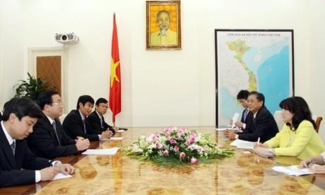Вьетнам и Япония продолжают активизацию торгового, инвестиционного и экономического сотрудничества - ảnh 1