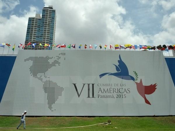 В Панаме открылся седьмой саммит Америк - ảnh 1