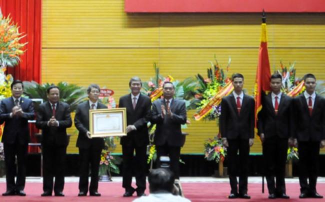 В Ханое прошел съезд патриотического соревнования просветительно-пропагандистской отрасли - ảnh 1