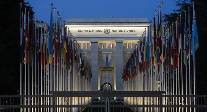 Дипломаты России, США и ООН собирались в Женеве для обсуждения ситуации в Сирии - ảnh 1
