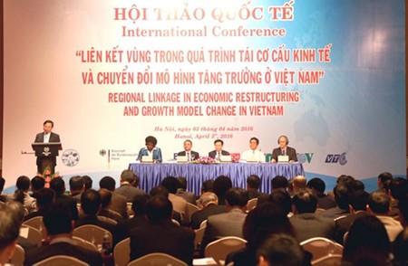 Активизация межрегионального взаимодействия для содействия развитию экономики - ảnh 1