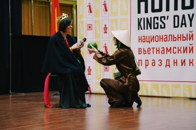 В МГИМО отметили День поминовения королей Хунгов - ảnh 6