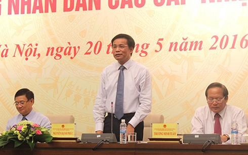 Более 69 млн избирателей Вьетнама примут участие во всеобщих выборах - ảnh 1
