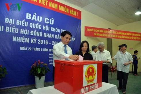 Вьетнамцы за границе и китайский учёный верят в успех выборов во Вьетнаме - ảnh 1