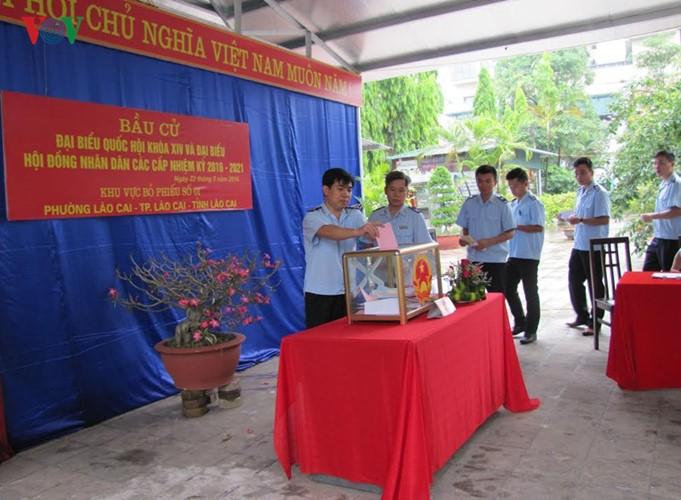 Всеобщие выборы во Вьетнаме - ảnh 1